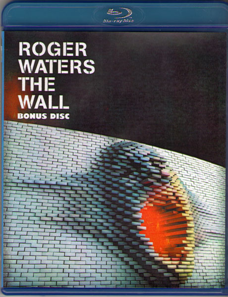 Roger Waters The Wall (Роджер Уотерс The Wall) Bonus disc (Blu-ray)