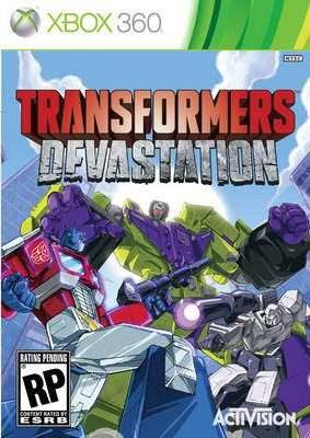 Transformers Devastation (Xbox360)