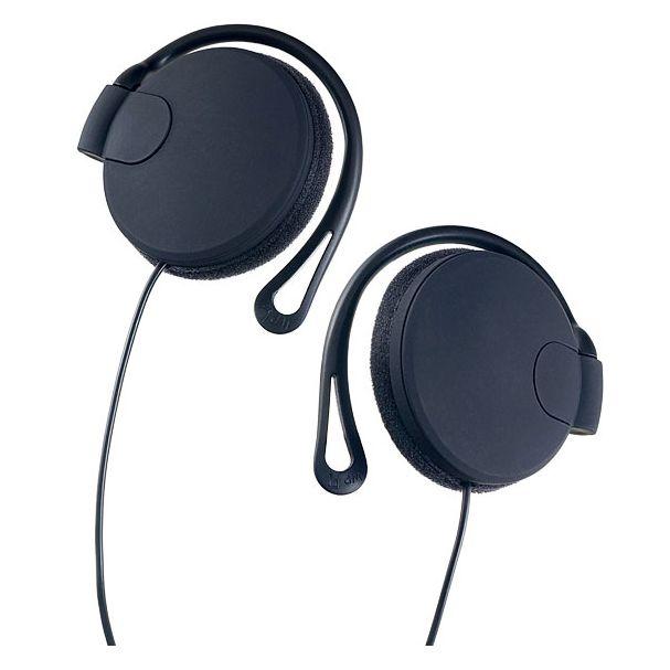 Perfeo наушники накладные с креплением за ухом TWINS черные