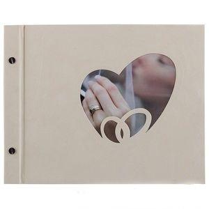 Фотоальбом W024/РBР30  Image Art 30 магнитных листов 20*26 свадебный